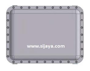 Pt Sijaya Ageng Mandiri Telp 22873262 Lampu Led Explosion